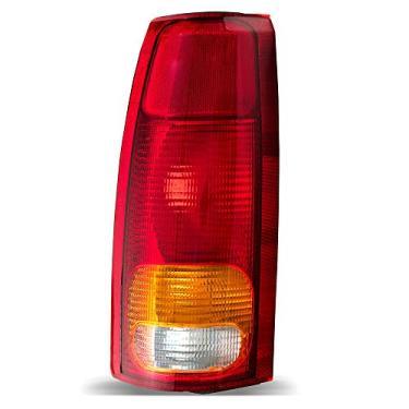 Lanterna Traseira Chevrolet Silverado 97-02 Esquerdo Arteb