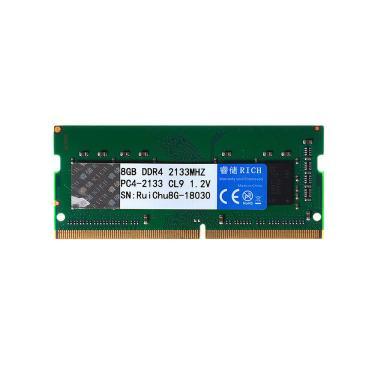 RuiChu DDR4 2400MHz 8GB RAM 2133MHz Memória Ram 1.2V 240pin Memória Varanda Cartão de Memória para Laptop Notebook Banggood