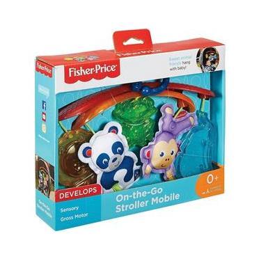 Imagem de Brinquedo Mobile Bichinhos De Pendurar Fisher Price Dyw54