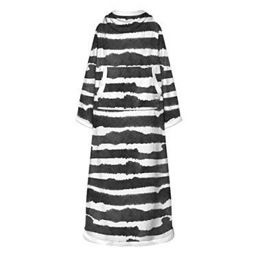Doufine Vestidos femininos quentes com estampa tie dye de manga comprida e estampa digital, As7, One Size