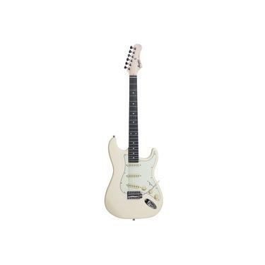 Imagem de Guitarra Strato Tagima Memphis MG-30 OW Branca com Alavanca