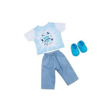 Imagem de Roupa de Boneca Baby Alive Boy - Kit Sports - Laço de Fita