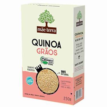 Quinoa em Grãos Orgânica Mãe Terra 250g