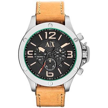 43c6c0b51a2 Relógio Armani Exchange Cronógrafo Analógico Masculino AX1516 0PN