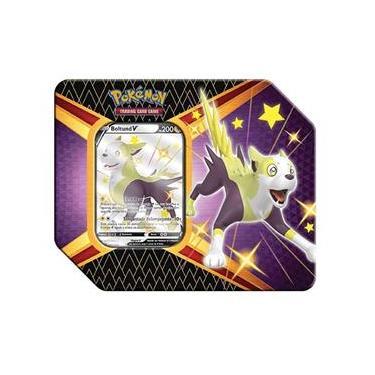 Imagem de Pokémon Lata Destinos Brilhantes Boltund - Copag