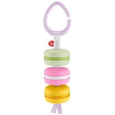 Imagem de Fisher-Price, Mordedor De Macarons, Mattel, GRR45