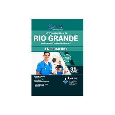 Imagem de Apostila Concurso de Rio Grande RS - Enfermeiro