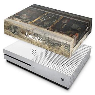 Capa Anti Poeira para Xbox One S Slim - Fallout 4