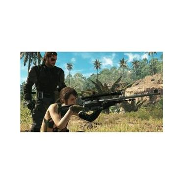 Pré-Venda: Metal Gear Solid Phantom Pain - Playstation 4