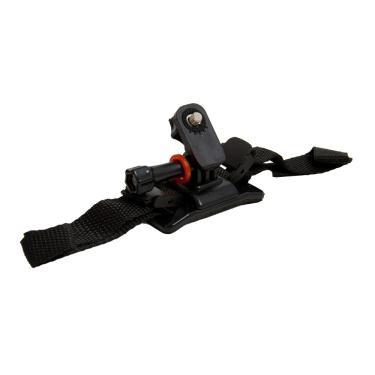 Suporte de capacete ventilado para câmera de ação VIVITAR