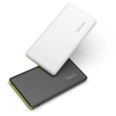 Carregador Portátil 10.000 MAh Original Pineng Power Bank Slim Compatível com Samsung Galaxy J7