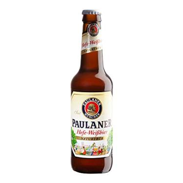 Cerveja Paulaner Hefe Weissbier Naturtrub 330ml