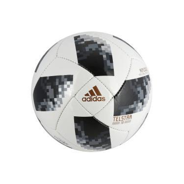 519c665cddfa8 Bola de Futebol de Campo Telstar Oficial Copa do Mundo FIFA 2018 adidas  Replique - BRANCO