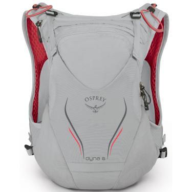 Mochila de Hidratação Osprey Dyna 6 - Prata P/M
