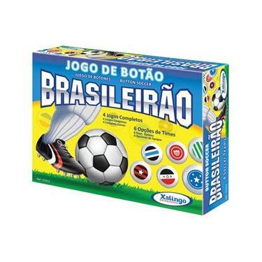 Imagem de Jogo de Botão Xalingo Brasileirão 07209