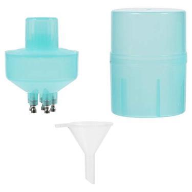 Imagem de OSALADI 1 conjunto de frasco aplicador com conta-gotas vazio para cuidados com o cabelo