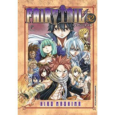 Fairy Tail - Volume 52 - Hiro Mashima - 9788545701361