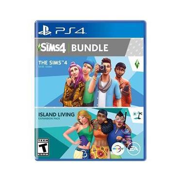 The Sims Plus Isle Living Bundle Edição Steard Jogo para PlayStation 4-74308