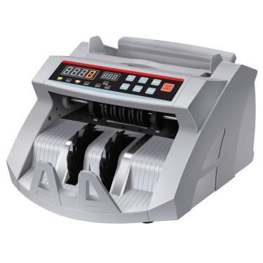 Máquina De Contar Dinheiro Cédulas Detecta Nota Falsa 110V