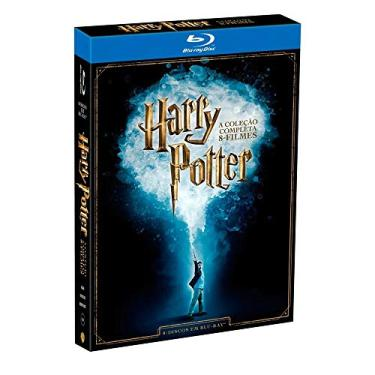 Imagem de Coleção Harry Potter - 2016