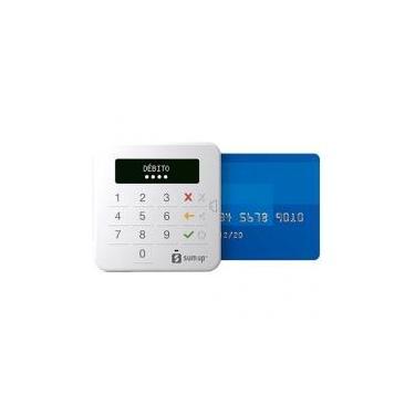 Máquina de Cartão SumUp Top Sem Aluguel - Bluetooth
