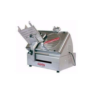 Cortador E Fatiador De Frios Elétrico Automático Lâmina 300 mm Inox Bermar Bm18
