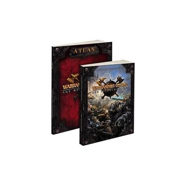 Warhammer Online: Age of Reckoning: Official Game Guide [With Atlas]