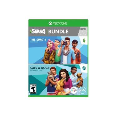 The Sims 4 + Cats & Dogs Bundle - Xbox One
