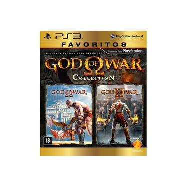 Game God Of War Collection - PS3