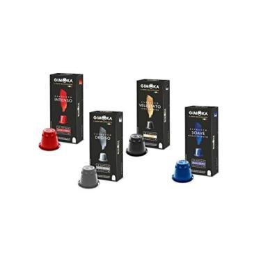 Kit 180 Cápsulas de café para máquinas Nespresso