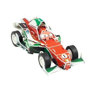 Imagem de Quebra-Cabeça 3D Disney Carros Francesco - DTC 3806