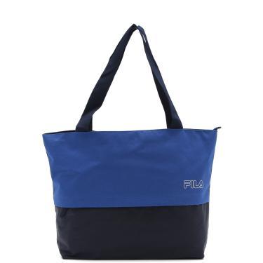 Bolsa Fila Duo Color Azul-Marinho/Azul Fila LS490029 unissex