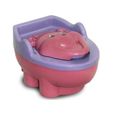 Troninho Infantil Urso Baby Style