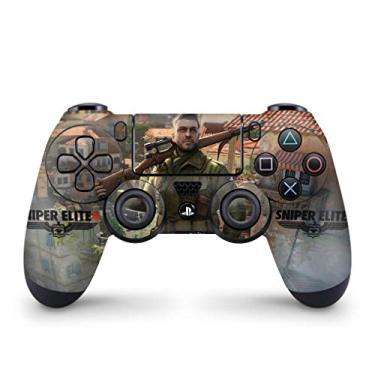 Skin Adesivo para PS4 Controle - Sniper Elite 4