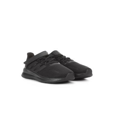 Tênis Infantil Adidas Runfalcon C - Preto preto unissex