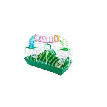 Imagem de Gaiola de hamsters ramsters brinquedo para ramister com tubo