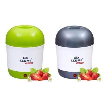 Imagem de Iogurteira Elétrica Izumi 1 Litro 2 Peças