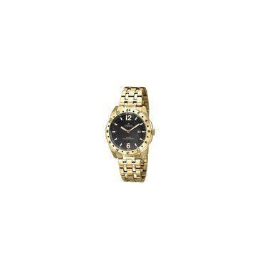 8f87e52e9bf Relógio Masculino Champion Classico Dourado Ca30196u