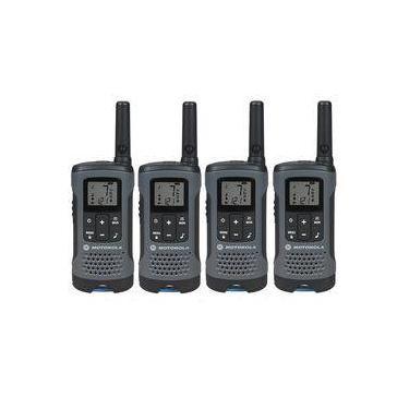 04 Rádio Motorola Walk Talk Talkabout T200 Ate 32 Km