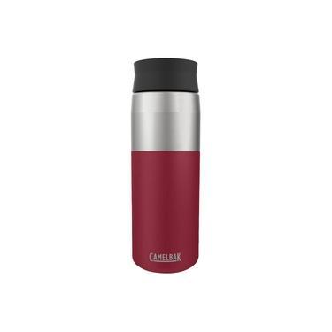 Garrafa Térmica Inox Camelbak Hot Cap 600ml Para Líquidos Quentes Vermelha