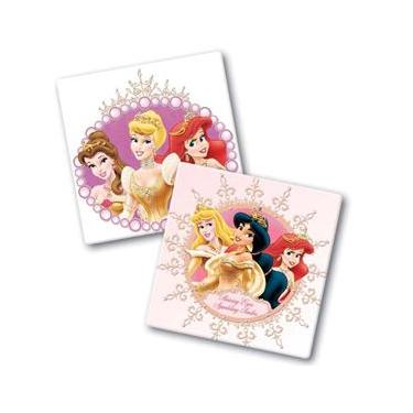 Imagem de Jogo da Memória Princesas Grow 02161 c/ 54 Cartelas