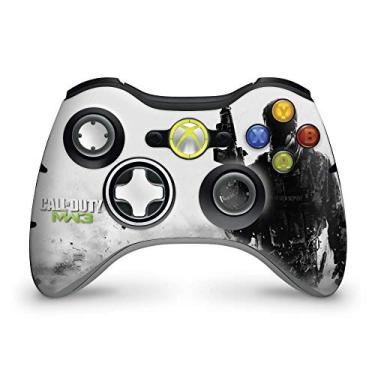 Skin Adesivo Para Xbox 360 Controle - Call Of Duty Modern War 3