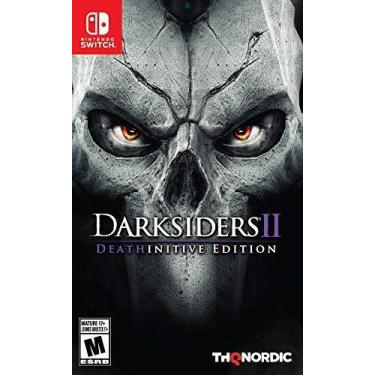 Darksiders 2 Deathinitive Edition - Nintendo Switch