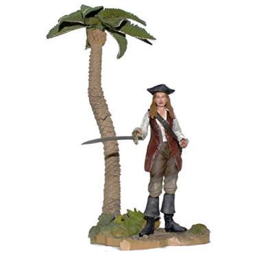 Imagem de Piratas Do Caribe Series 2 - Elizabeth Swann Neca