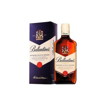Whisky Finest 8 anos - Ballantine`s - 1 Litro