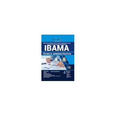 Imagem de Apostila IBAMA 2021 - Técnico Administrativo