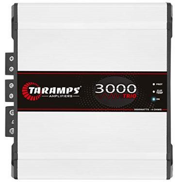 Módulo Taramps 3000 TRIO 4 ohms 3000 W RMS Amplificador Som Automotivo