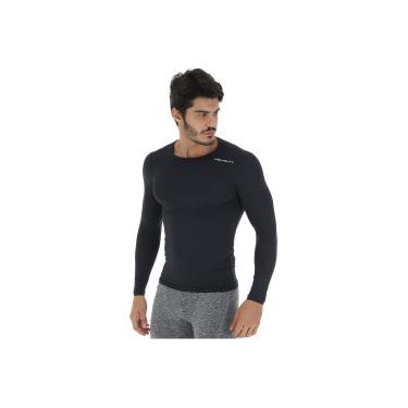 Camisa Térmica Manga Longa Penalty Matís 16 - Masculina - PRETO Penalty e9b03e7a0226b