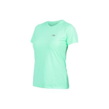 Camiseta manga curta feminino uv dry action