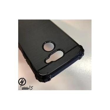 Capa Emborrachada LG K40S + Película De Vidro - CELL IN POWER 25